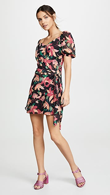 La Maison Talulah Night Mirage Mini Dress