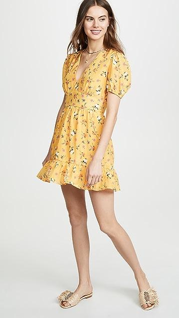 La Maison Talulah Tansy Mini Dress