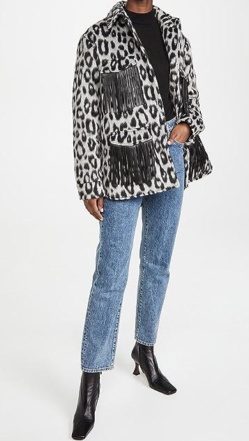 The Andamane Evita Jacket with Fringes