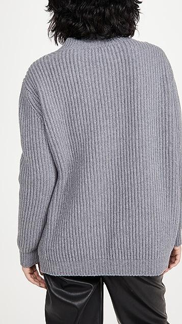 The Andamane Faye Oversize Sweater