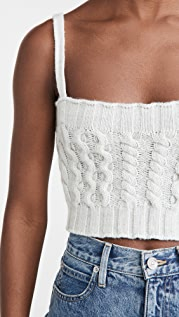 The Andamane Forget Me Not Bra Top