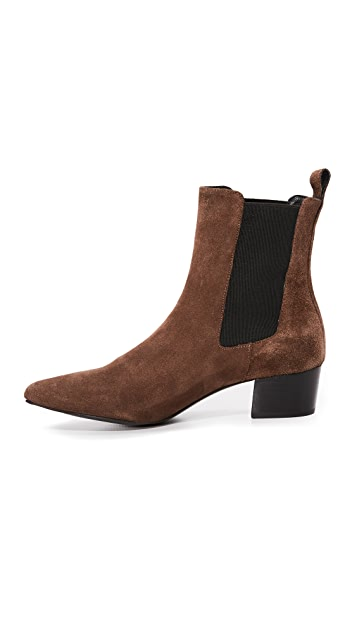 The Archive The Mercer Booties