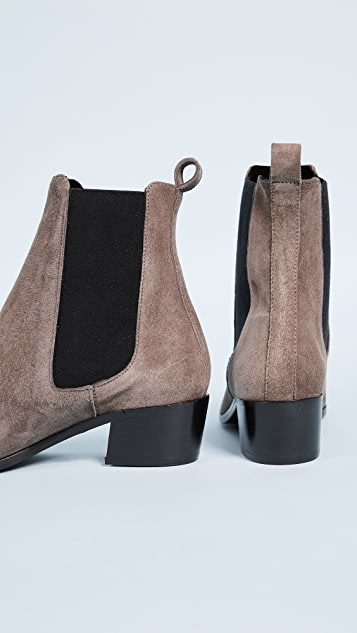 The Archive Mercer Heeled Chelsea Boots