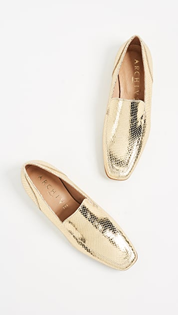 The Archive Great Jones Loafers