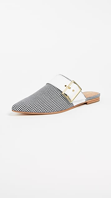 331fae4a096 The Archive Bond Buckle Mules