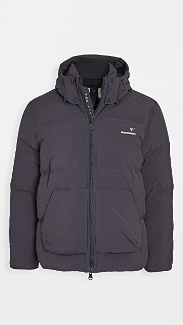 The Arrivals AER Alpine Down Puffer Jacket