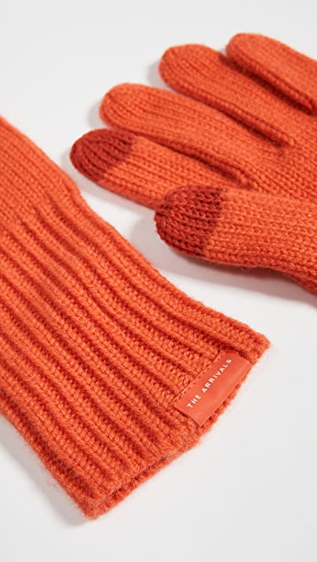 The Arrivals Sanné Touch Gloves