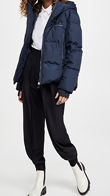 The Arrivals Womens Puffer Jacket