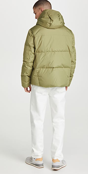 The Arrivals AER Classic Puffer Jacket