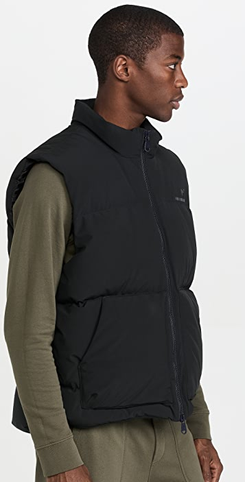 The Arrivals Aer Puffer Vest