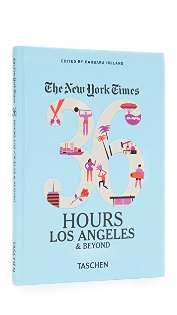Taschen New York Times 36 Hours: Los Angeles & Beyond