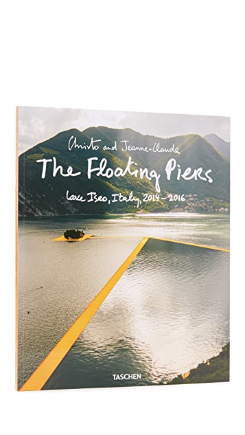 Taschen The Floating Piers: Project for Lake Iseo