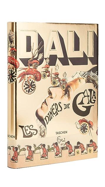 Dalí: Diners De Gala by Taschen