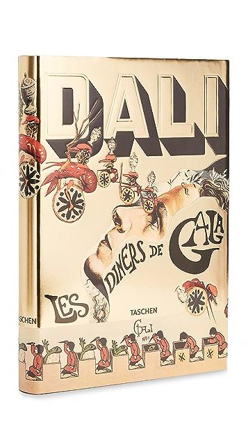 Taschen Dalí: Diners de Gala