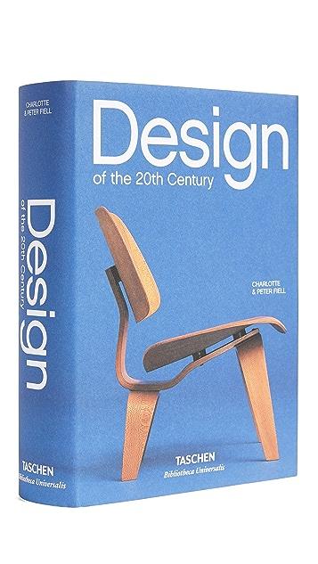 Taschen Design 20th Century