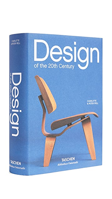 Taschen Design Of The 20th Century