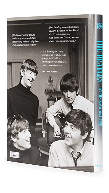 Taschen Harry Benson: The Beatles
