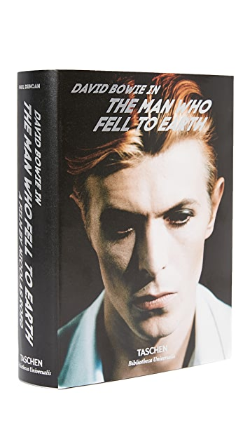 Taschen David Bowie: The Man Who Fell to Earth