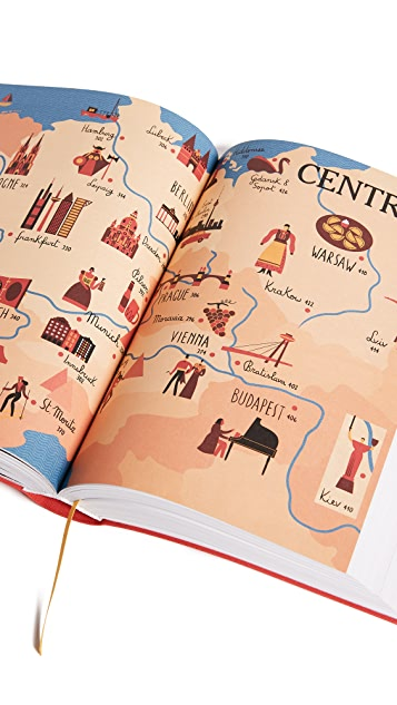Taschen The New York Times: 36 Hours Europe, 2nd Edition