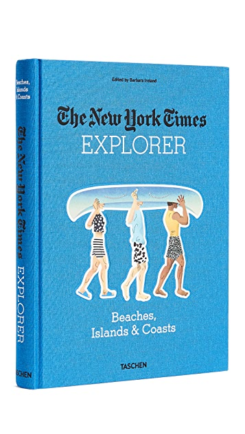 Taschen The New York Times Explorer: Beaches, Islands & Coasts