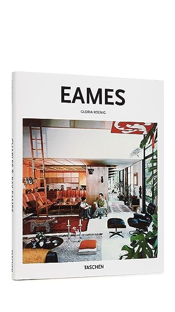 Taschen Taschen Basic Art Series: Eames