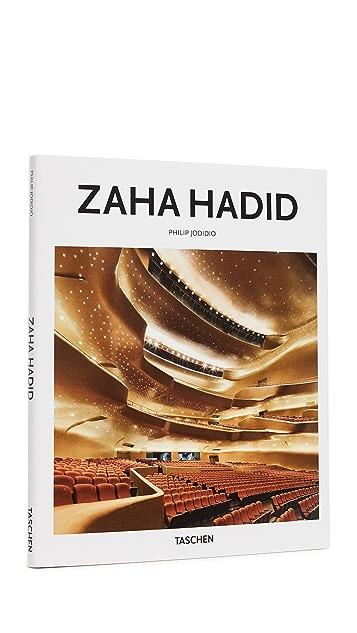 Taschen Taschen Basic Art Series: Zaha Hadid