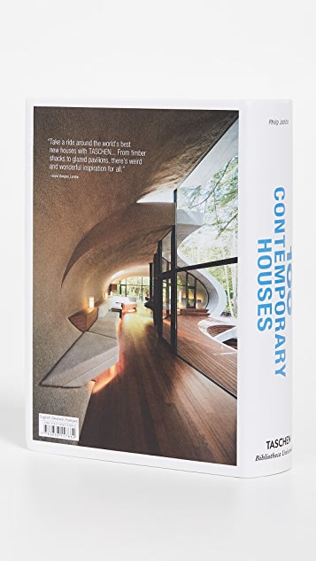 Taschen 100 Contemporary Houses