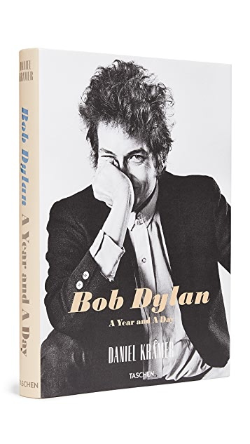 Taschen Bob Dylan: A Year and a Day. Daniel Kramer
