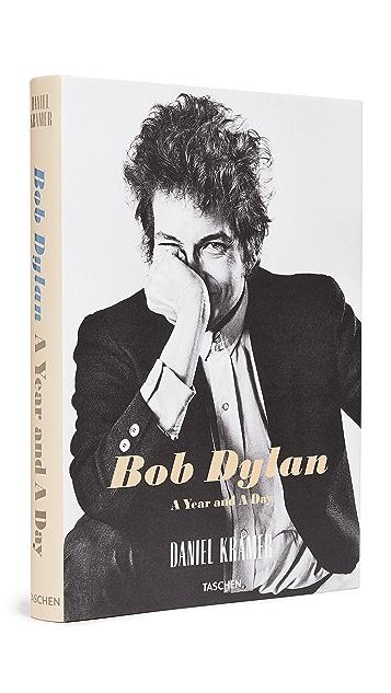 Taschen Bob Dylan: A Year and a Day. Daniel Kramer