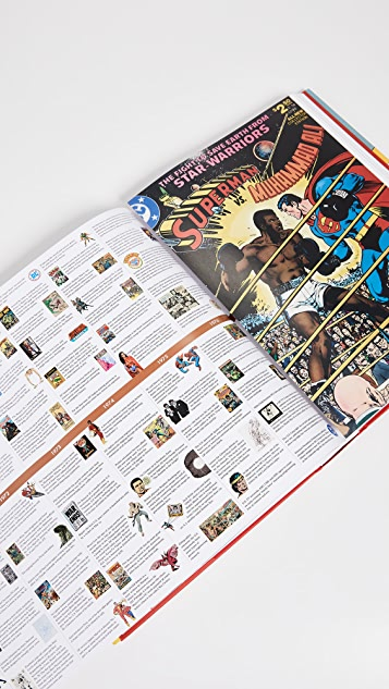 Taschen 75 Years of DC Comic: The Art of Modern Mythmaking