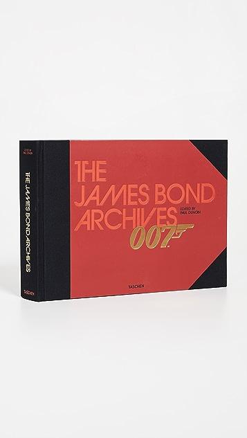 Taschen The James Bond Archives
