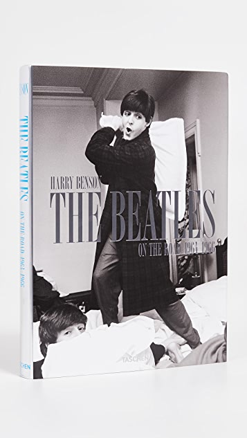 Taschen The Beatles by Harry Benson