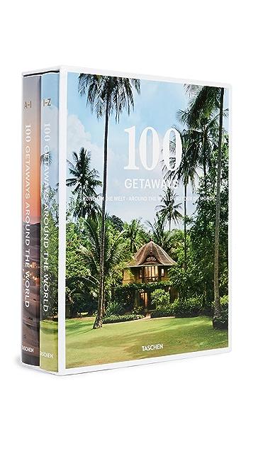 Taschen 100 Getaways Around the World