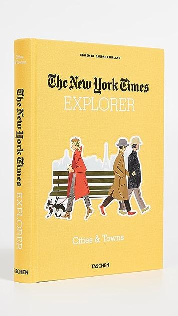 Taschen The New York Times Explorer: Cities & Towns