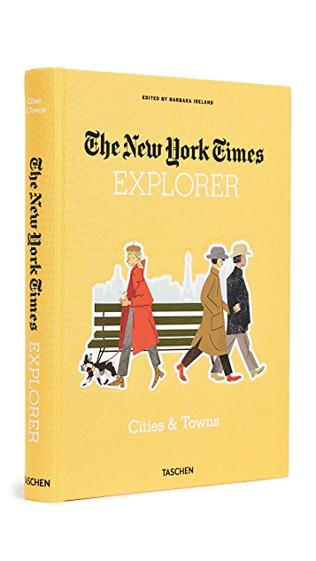 Taschen The New York Times Explorer: Cities & Towns