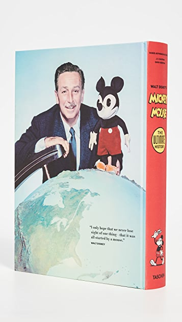 Taschen Disney, Mickey Mouse