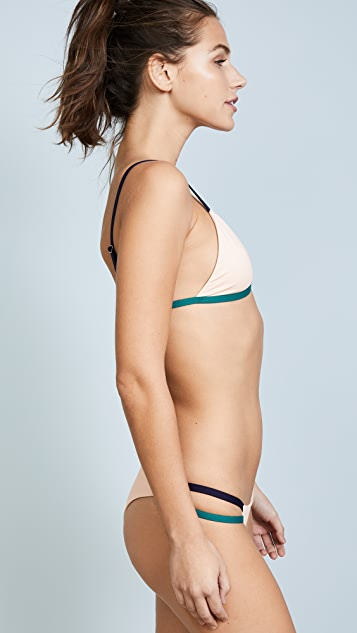 Tavik Swimwear Zeppelin Bikini Top