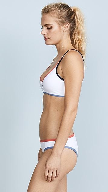 Tavik Swimwear Marlowe Bikini Top