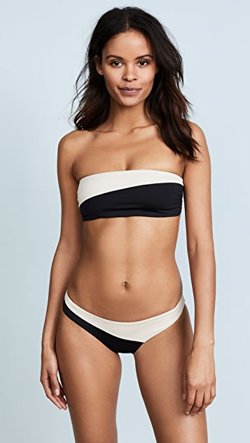 Tavik Swimwear Jaclyn Colorblock Bikini Bottoms