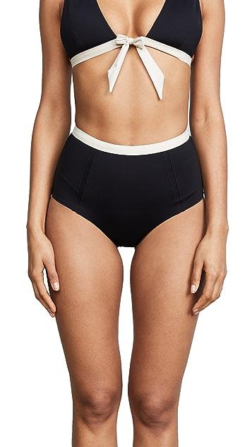 Tavik Swimwear Paradise High Waist Bikini Bottoms