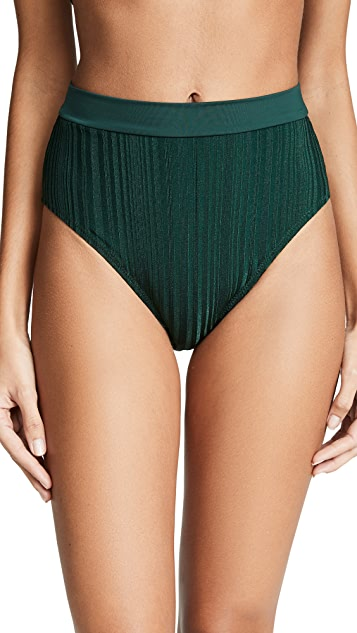 Tavik Swimwear Pernille High Rise Bikini Bottoms