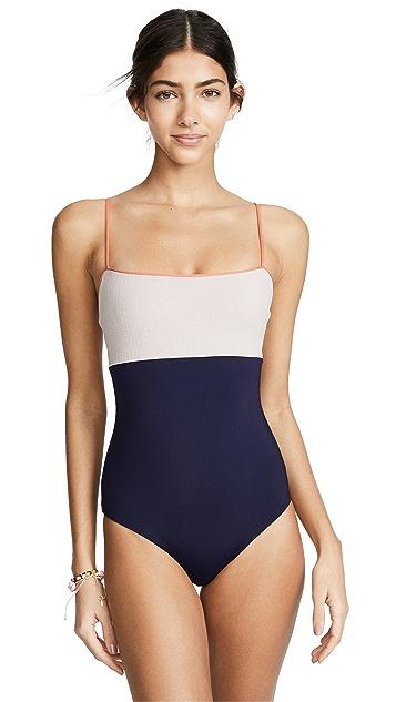 Tavik Swimwear Scarlett 连体泳衣