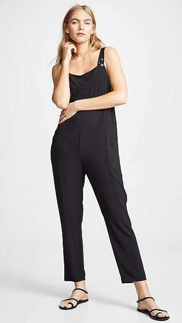 Tavik Swimwear Elodie Jumpsuit - Black