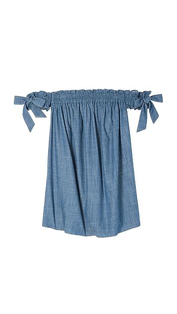 MISA Violeta Dress