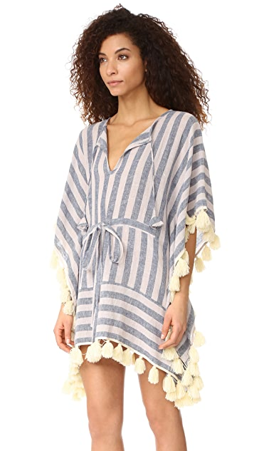 MISA Vero Caftan Dress