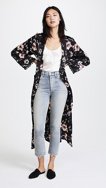 MISA Floral Kimono