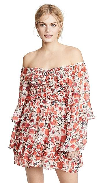 MISA Asra Dress