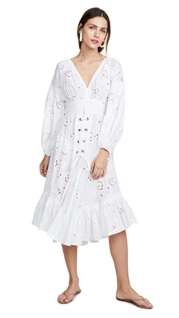MISA Althea Cover Up Dress
