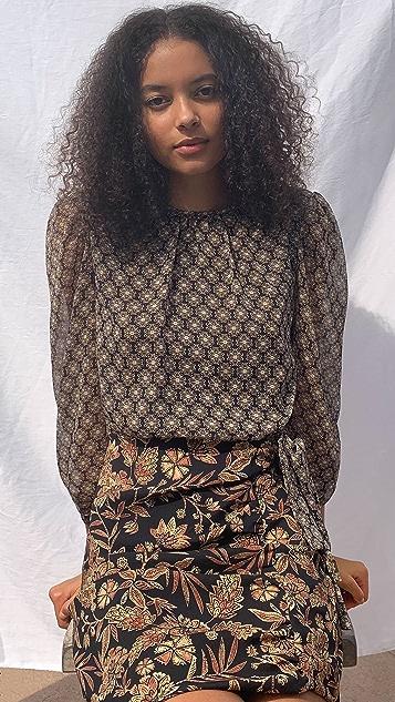 MISA Amber Dress