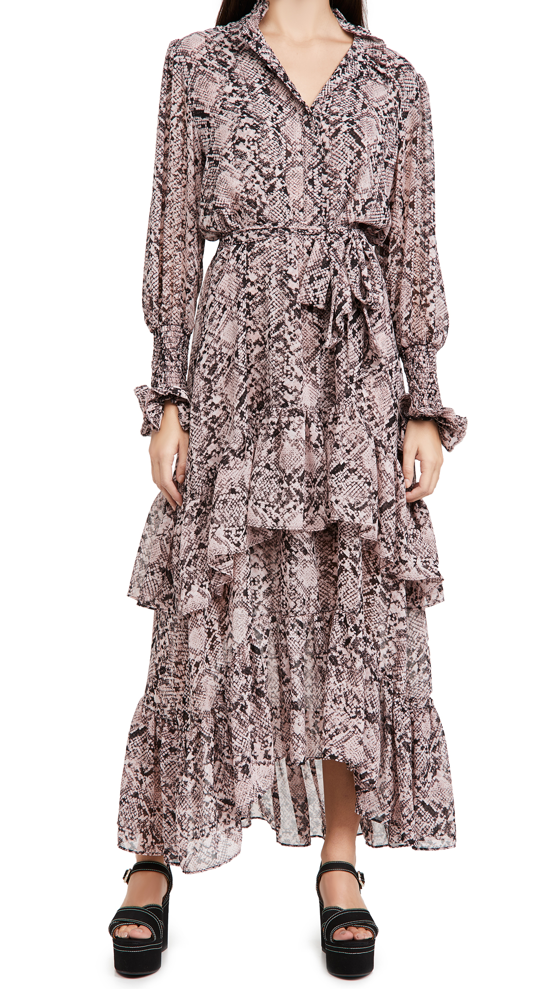 MISA Valentina Dress
